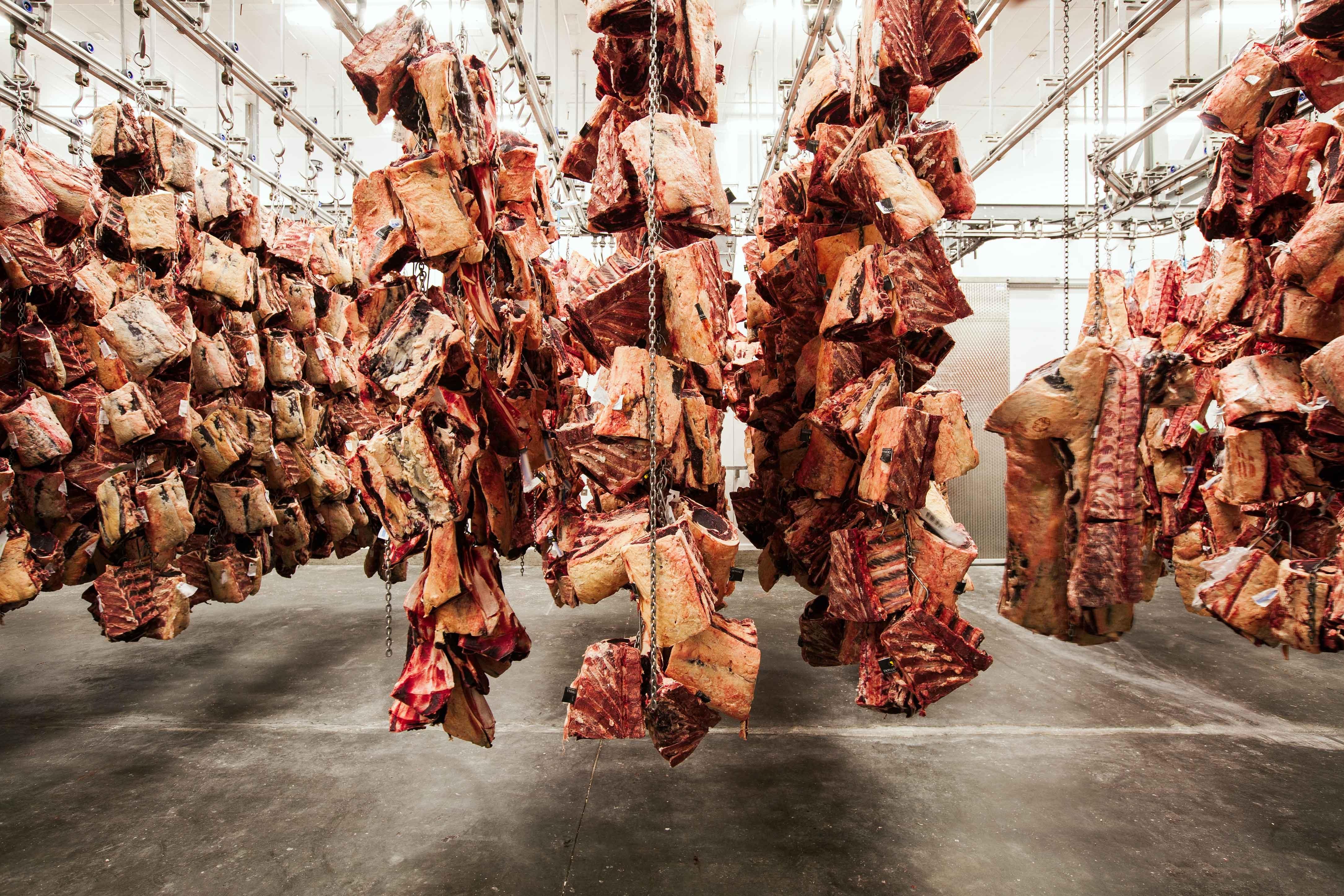 Chambre De Vieillissement Pour La Viande : Dry aged beef by john stone albers food