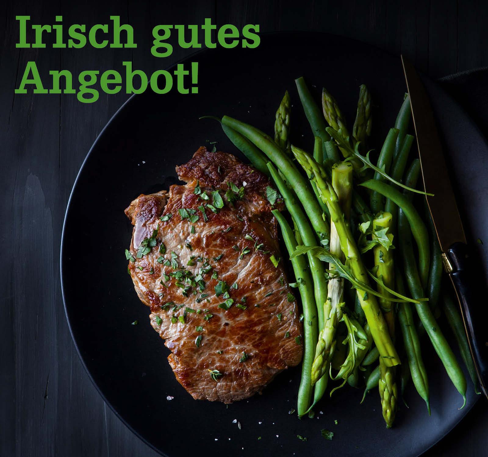 Irisch gutes Angebot!