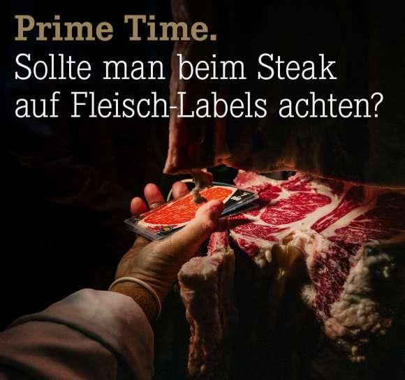 Sollte man beim Steak auf Fleisch-Labels achten?